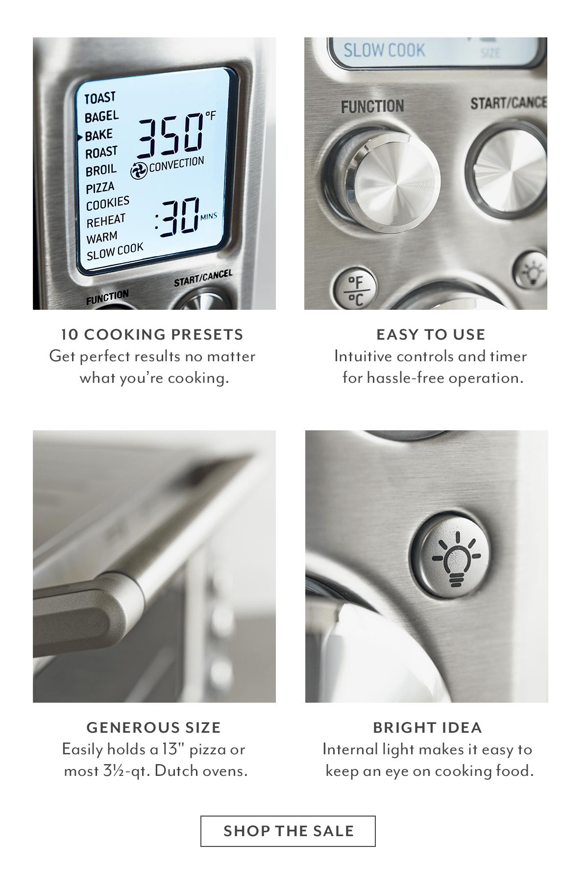 Breville Oven Pro