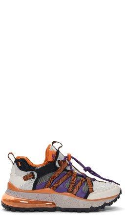 Nike - Beige & Brown Air Max 270 Bowfin Sneakers