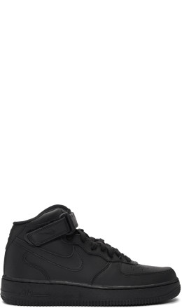 Nike - Black Air Force 1 High '07 Sneakers