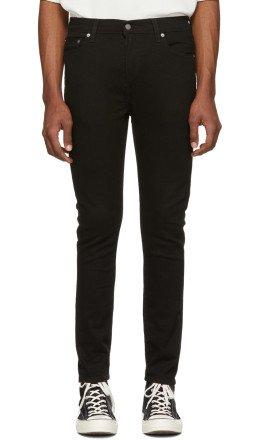 Levi's - Black 510 Skinny Jeans