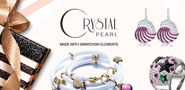 CELEBRATING LIFE WITH PREMIUM SWAROVSKI CRYSTALS