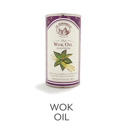 Wok Oil