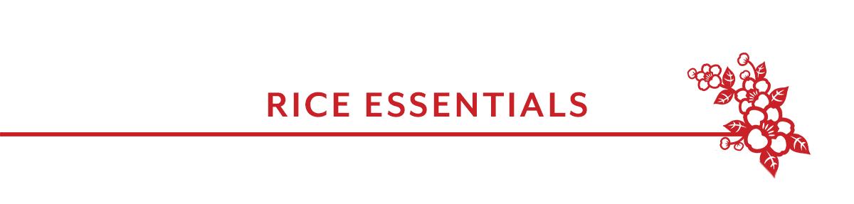 Rice Essentials