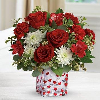Teleflora's Happy Harmony Bouquet