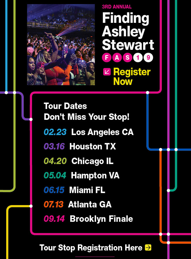 Tour Stop registeration
