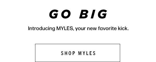 Shop MYLES