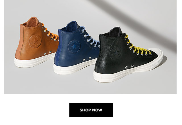 Chuck Taylor All Star Limo Leather High Top