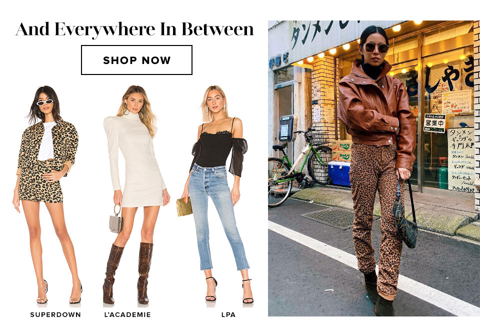 And Everywhere In Between. Shop now.