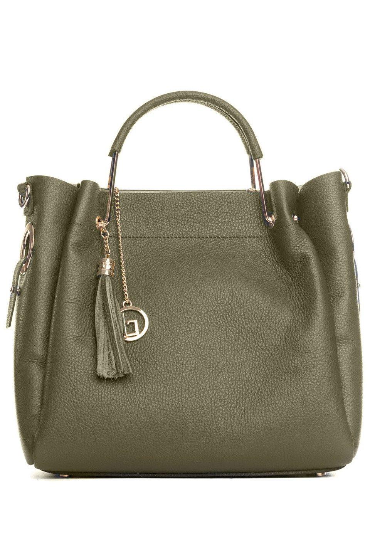 Nozza Handbag in Olive