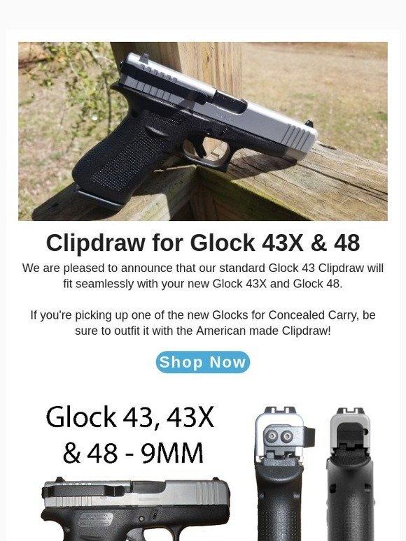 Skyline Toolworks: Glock 43X & 48 | Milled