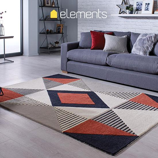 Dunelm New Rugs Get A Floorful Of