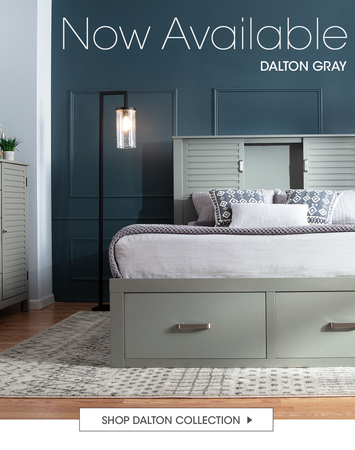 Bobs Discount Furniture My Dalton Bedroom Set Is Now Available In Gray Milled