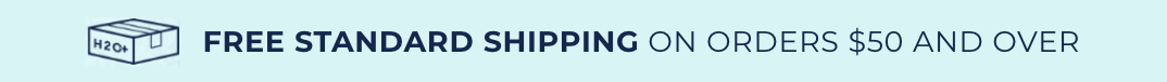 Free Standard Shipping on Orders $50 and Over