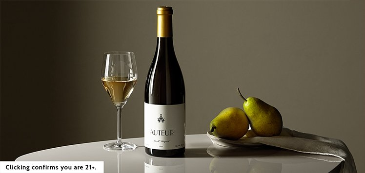 92-Point Chardonnay From Auteur Wines