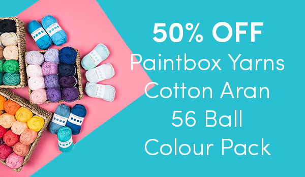 Paintbox Yarn Aran