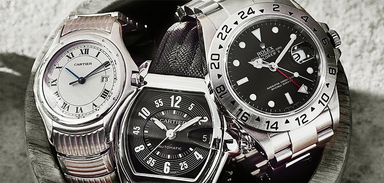 Men's Classic Watches