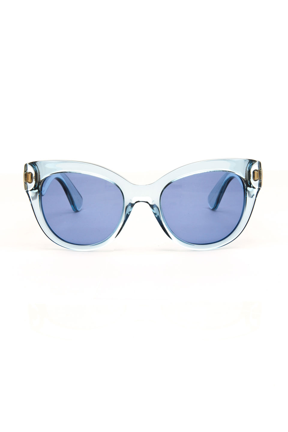 Kate Spade Ladies Sunglasses in Turquoise