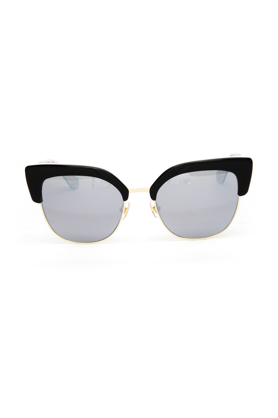 Kate Spade Ladies Sunglasses in Black and Red