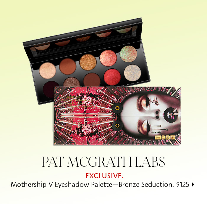 Pat McGrath - Mothership V Eyeshadow Palette - Bronze Seduction