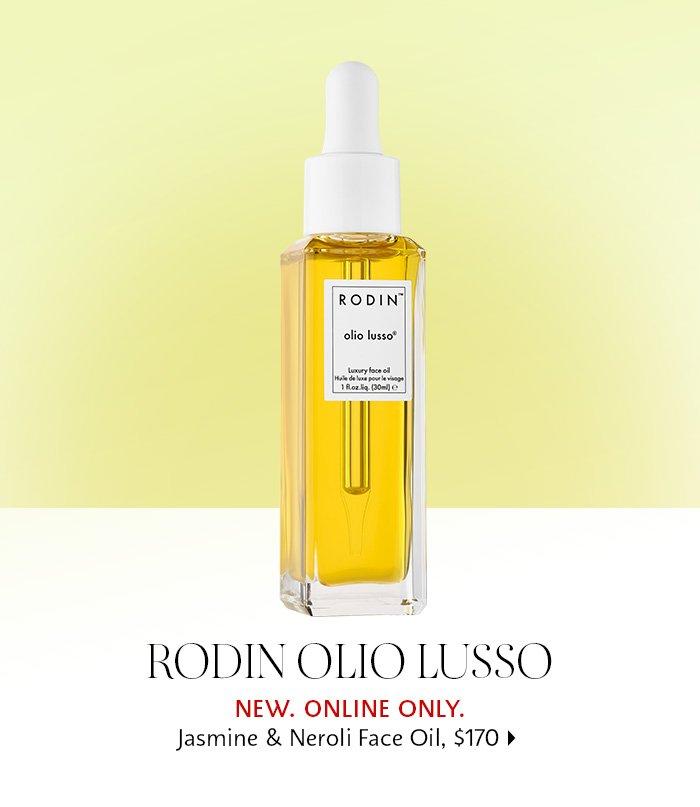 Rodin - Jasmine & Neroli Face Oil