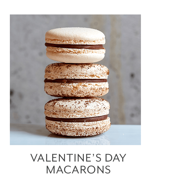 Class - Valentine's Day Macarons