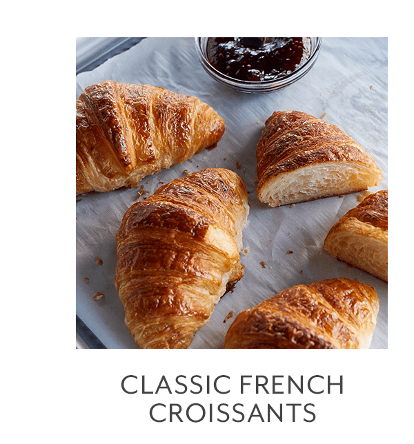 Class - Classic French Croissants