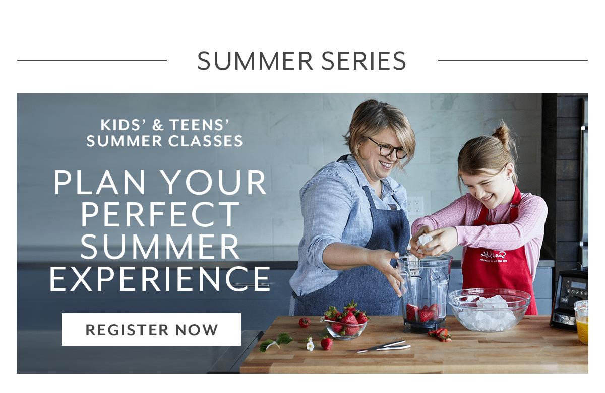 Kids' & Teens' Summer Series