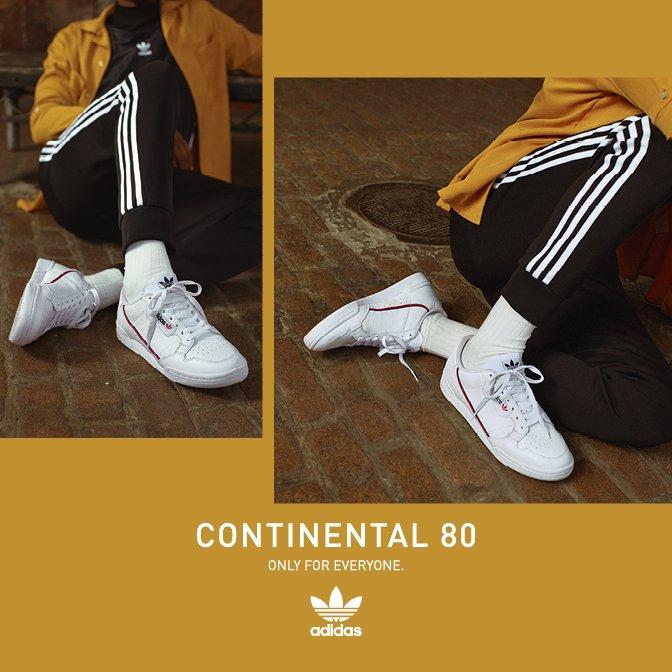 Snipes.Com: Trefoil original: hol dir den adidas Continental ...