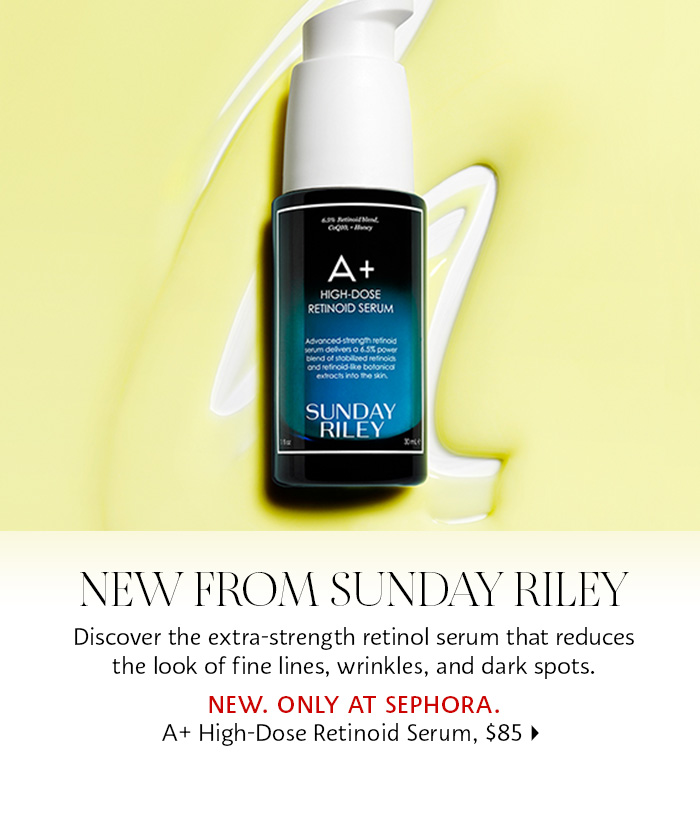 New From Sunday Riley
