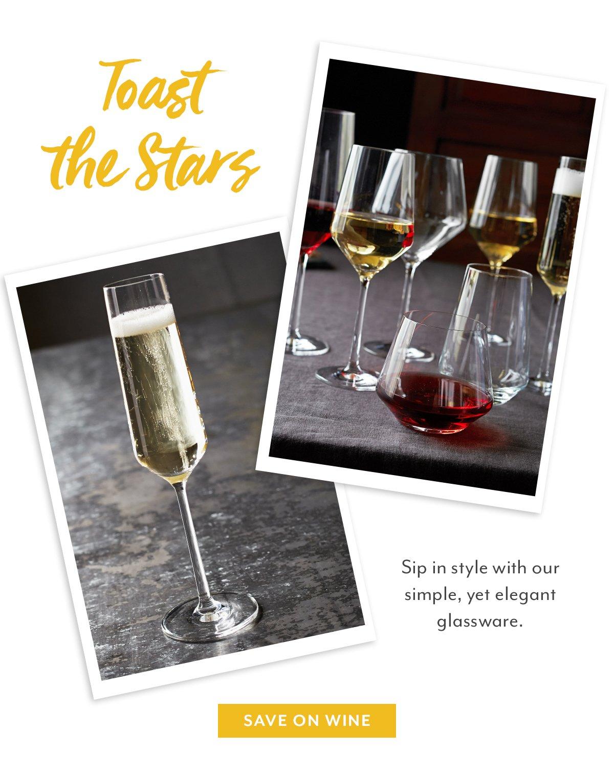 Toast the Stars