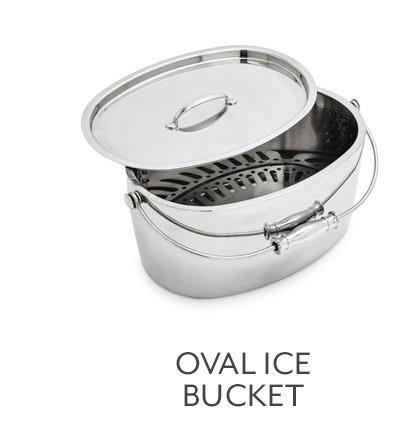 Oval Ice Bucket