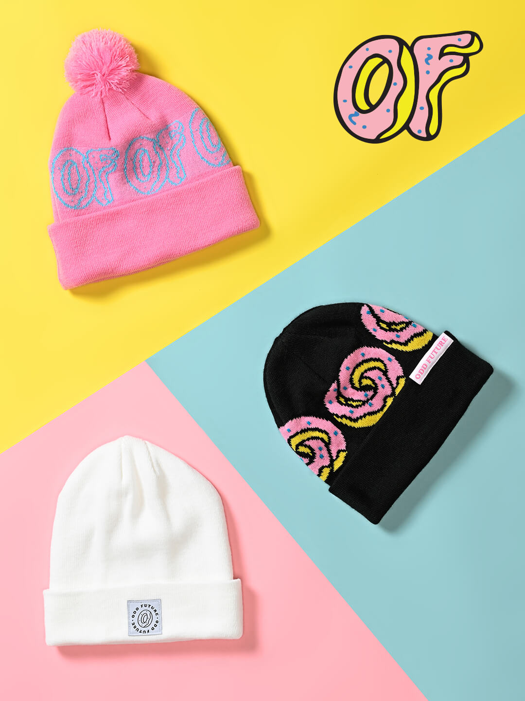 NEW BEANIES FROM ODD FUTURE - KEEP YOUR HEAD WARM - SHOP BEANIES 53d87cce818