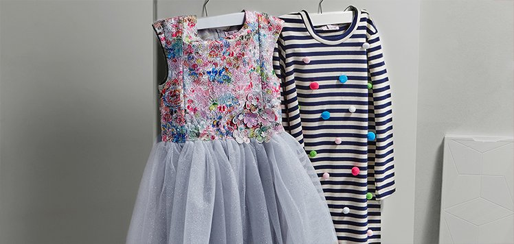 Girls' Dresses to Wear Daily