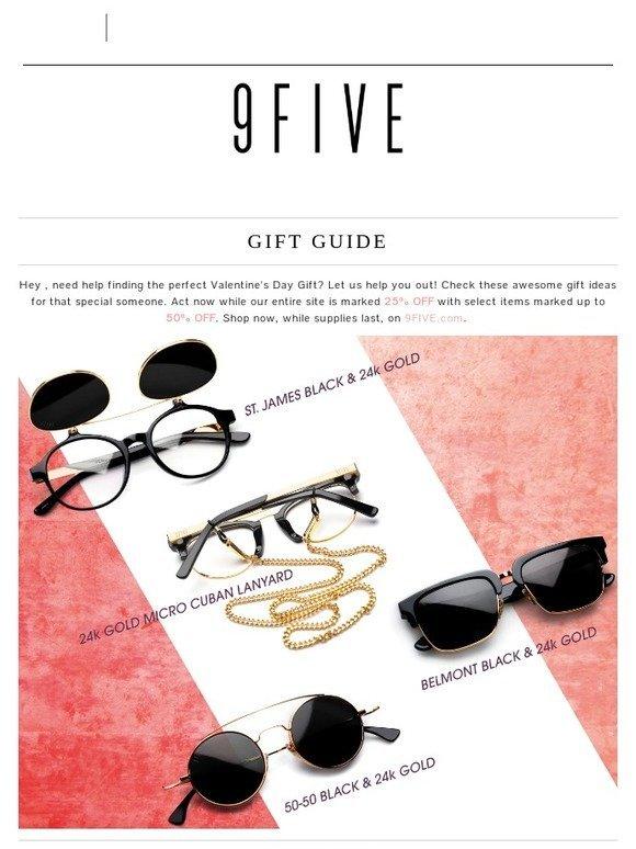 e2eeb5f6b7 9five  Perfect Gifts For Valentine s Day