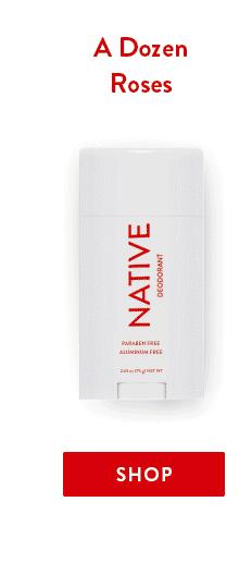 Native Deodorant: Vanilla & Sandalwood is the perfect winter