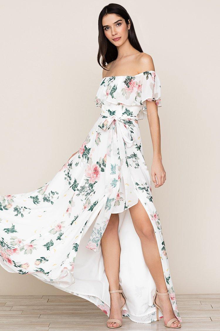 Image of Carmen Maxi Dress