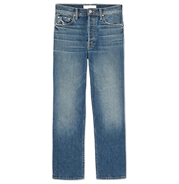 MOTHER The Tomcat Jeans $245