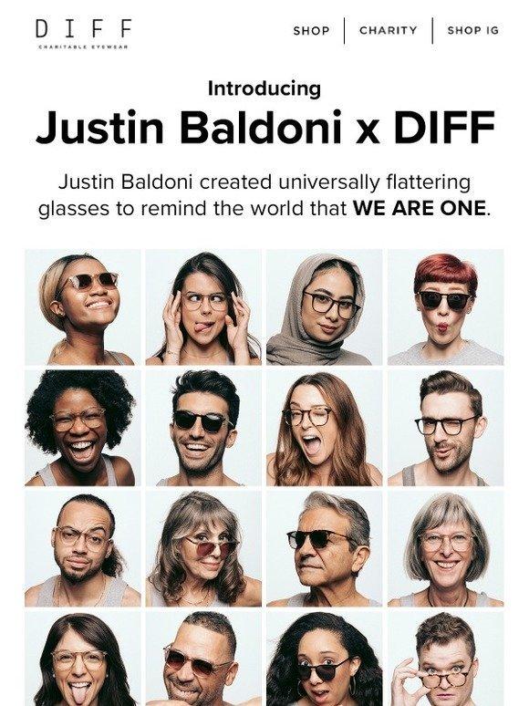 a98c208ade DIFF Eyewear  IT S HERE  Justin Baldoni x DIFF
