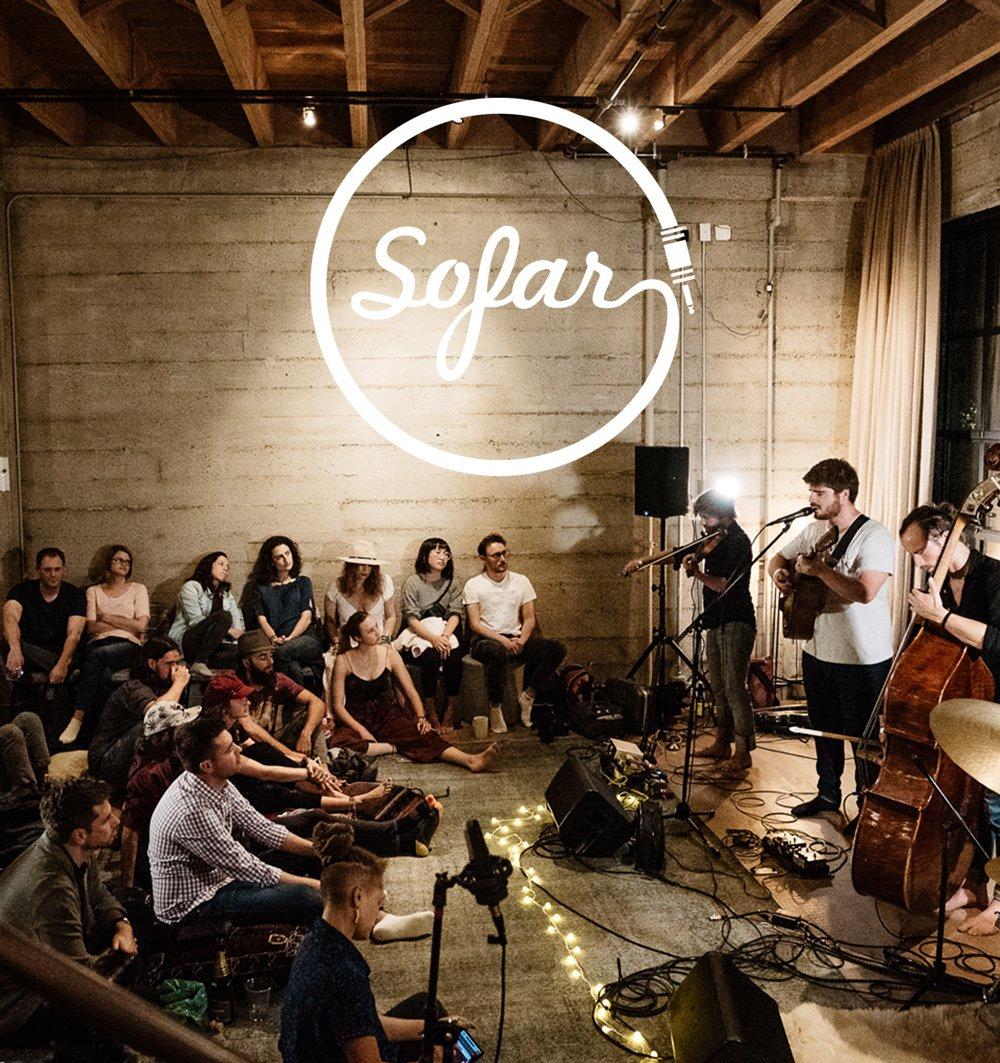 Sofar sounds promo code
