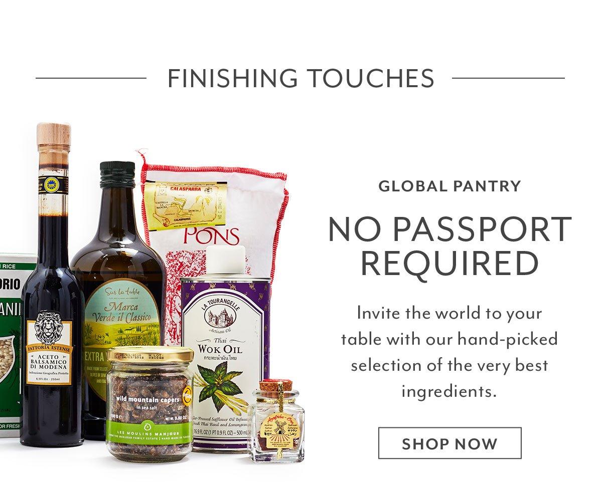 Global Pantry