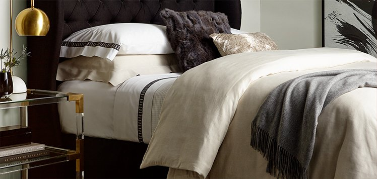 Maurizio Italy & More Luxurious Bedding
