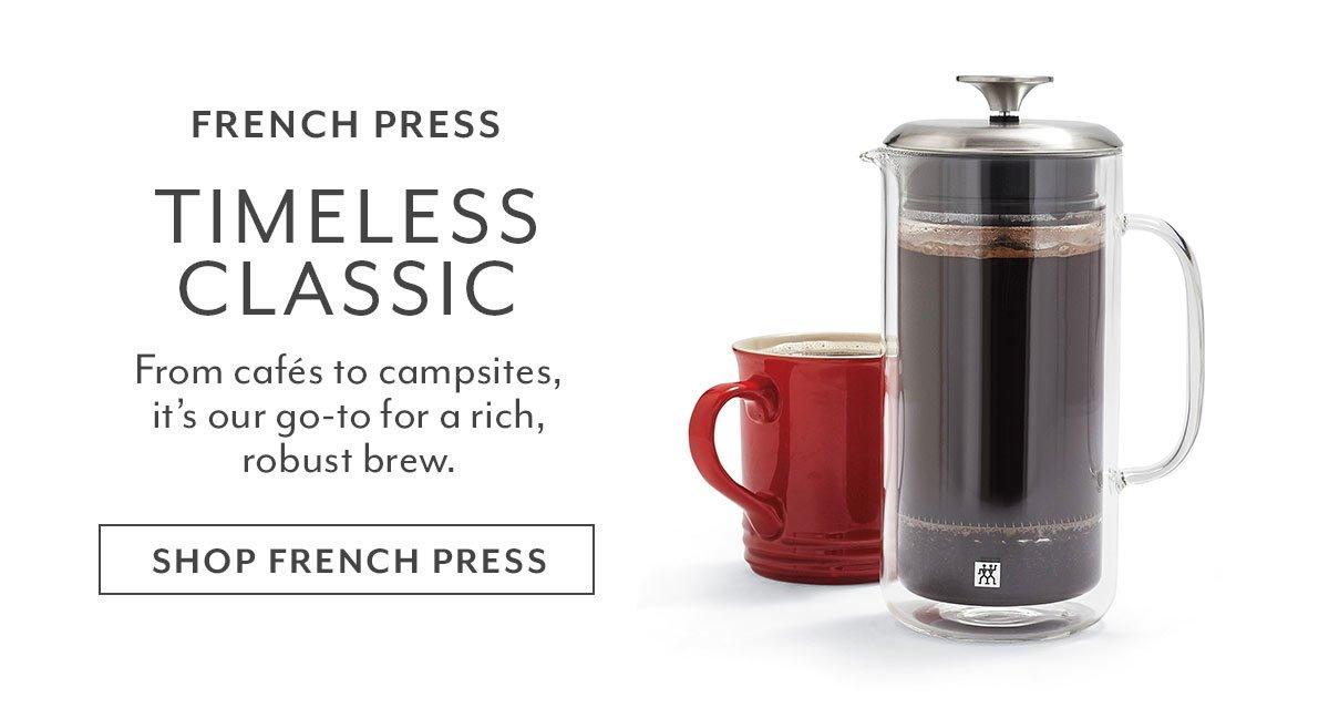 Shop French Press
