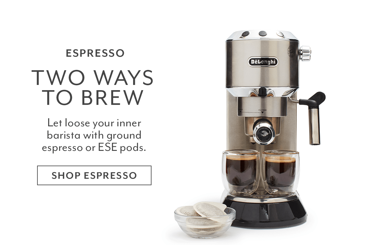 Shop Espresso