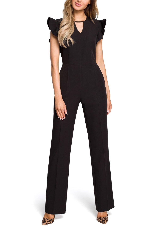 Paula Jumpsuit in Black