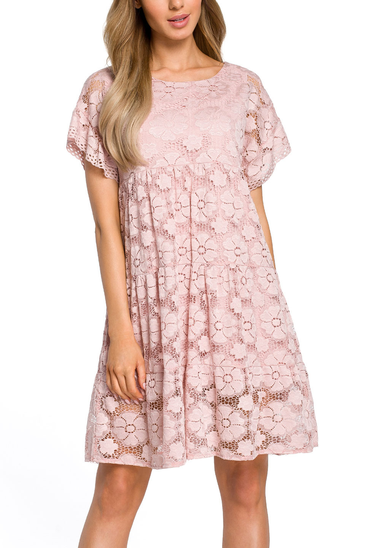 Melinda Dress in Pink