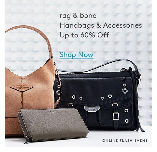 rag & bone | Handbags & Accessories | Up to 60% Off | Shop Now | Online Flash Event