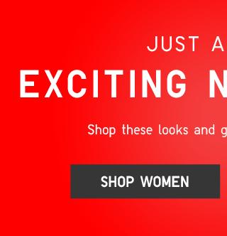 EXCITING NEW DEALS - SHOP WOMEN