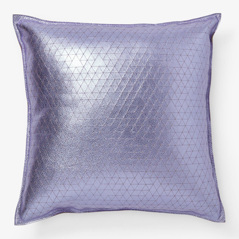 tron pillow ice blue - 16x16, blue