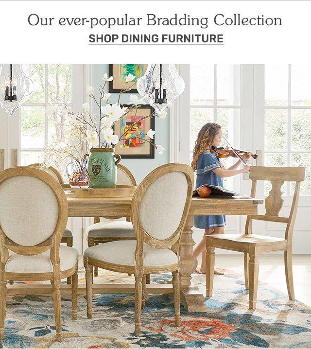 Shop our ever-popular Bradding collection