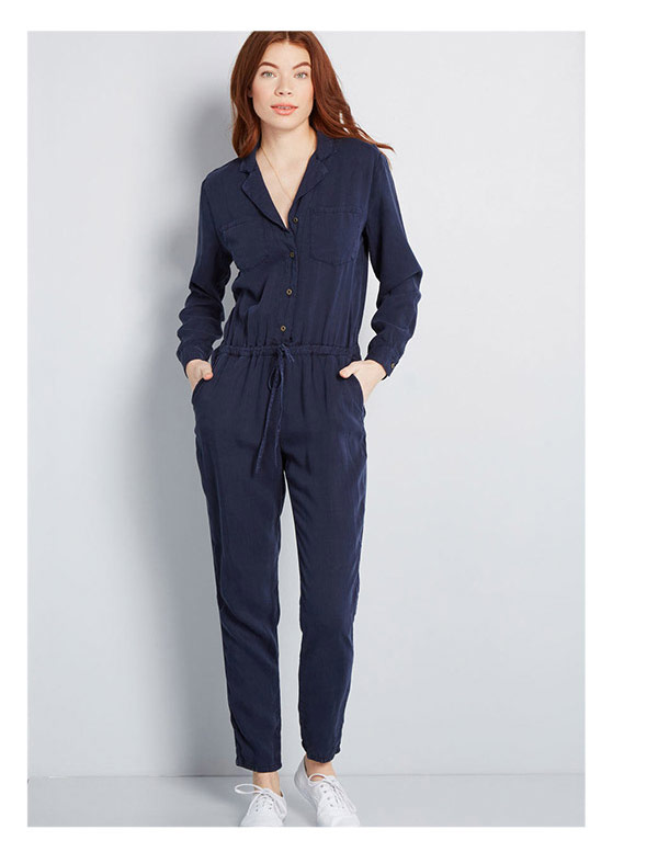 b43425b104e10 Belief in Buttons Knit Jumpsuit · Instant Outfit Jumpsuit